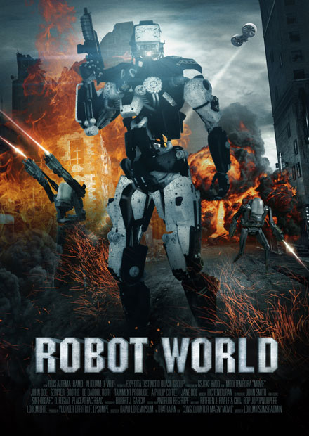 機械新世界