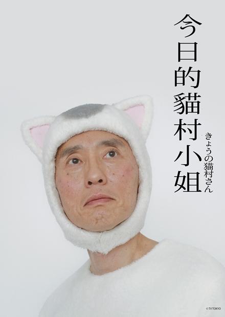 今日的貓村小姐