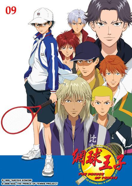 網球王子OVA I