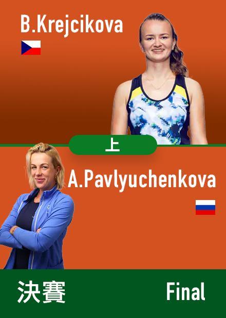 0612_女單決賽_雷茨科娃vs帕夫柳琴科娃_上