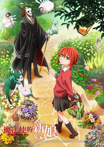 魔法使的新娘OVA