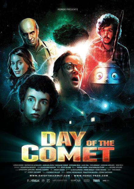 幫我脫魯吧,彗星!