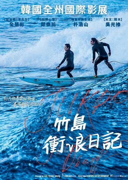 竹島衝浪日記