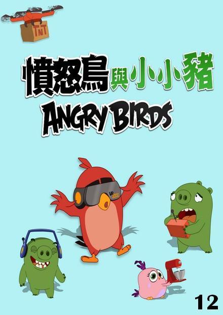 憤怒鳥與小小豬