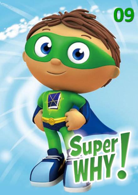 SUPER WHY S3 第09集