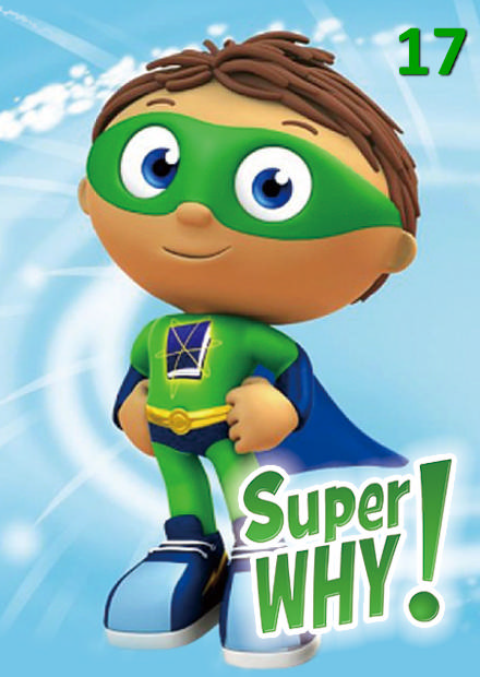 SUPER WHY S3