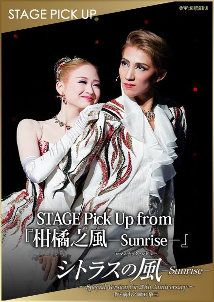 STAGE Pick Up舞台精選「柑橘之風-Sunrise-」宙組