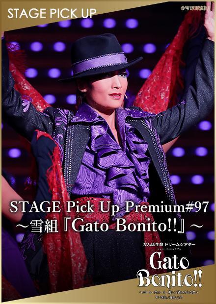 STAGE Pick Up Premium#97~雪組「Gato Bonito!!」~