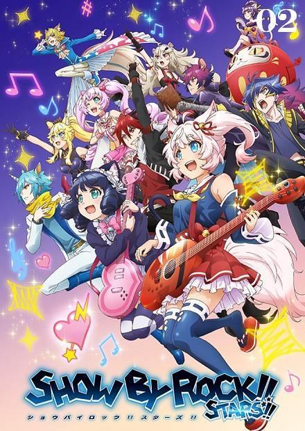 搖滾少女!!STARS!!