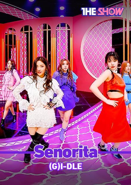 (G)I-DLE - Senorita歌曲 VR版