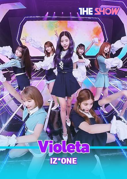 IZ*ONE - Violeta