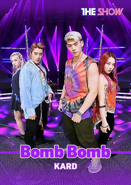 KARD - Bomb Bomb