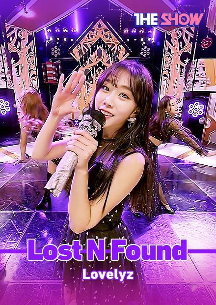 Lovelyz - Lost N Found