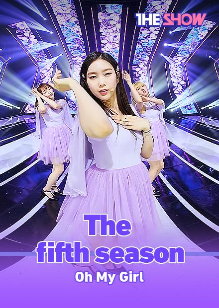 Oh My Girl - The Fifth Season