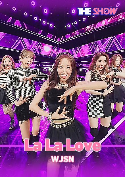 WJSN - La La Love