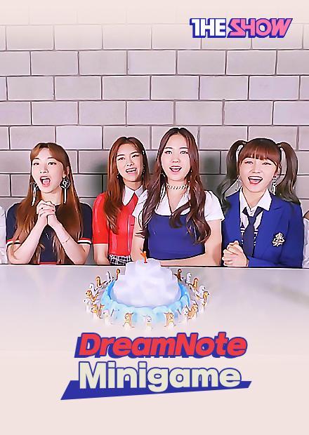 Dream Note一起玩遊戲