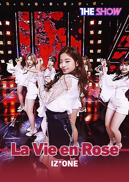 IZ*ONE - La Vie en Rose