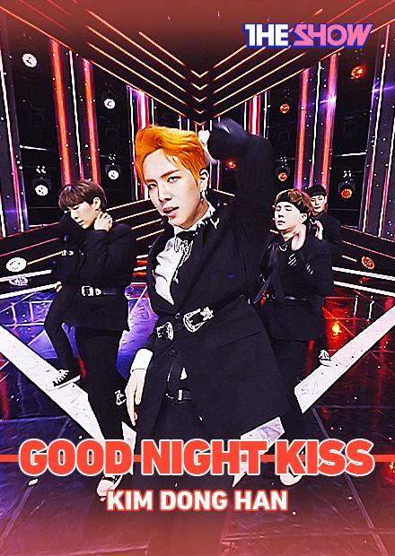 Kim DongHan - Good Night Kiss