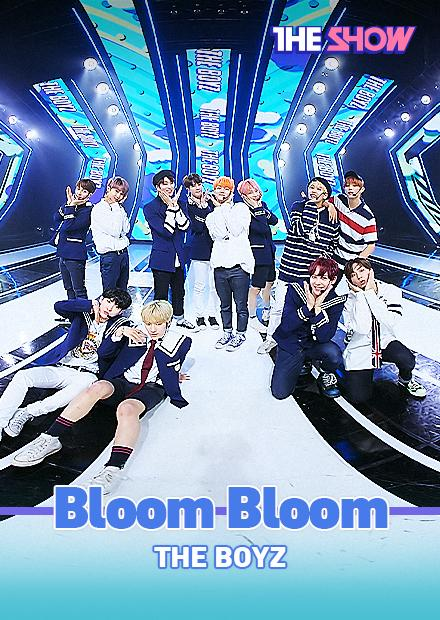 THE BOYZ - Bloom Bloom