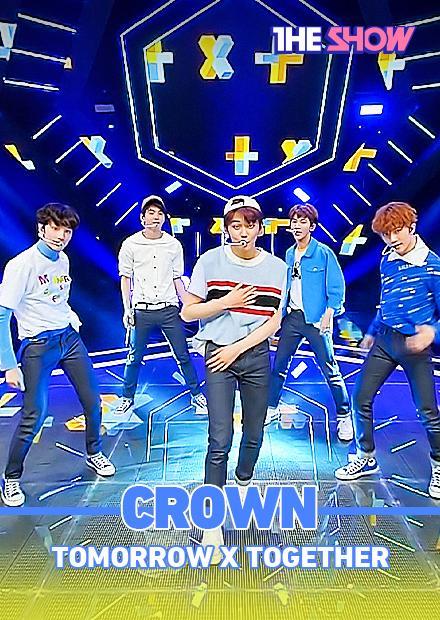 TXT - Crown