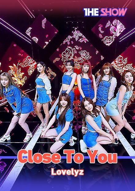 Lovelyz - Close to you