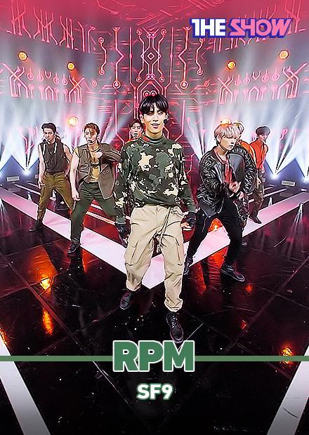 SF9 - RPM