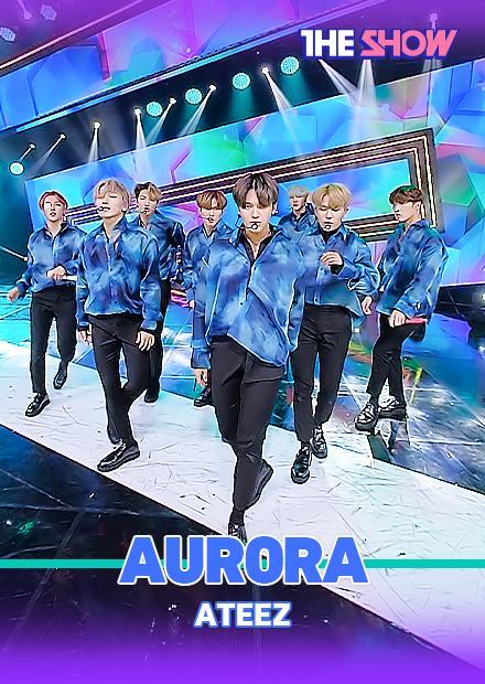 ATEEZ - AURORA