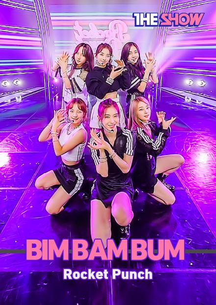 Rocket Punch - BIM BAM BUM