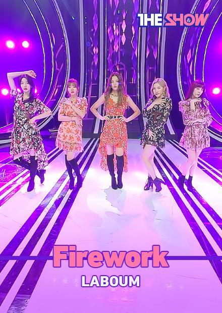 Fireworks - LABOUM