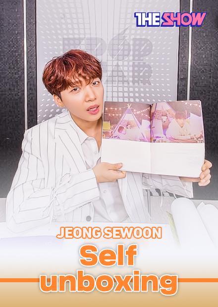 JEONG SEWOON - 專輯介紹