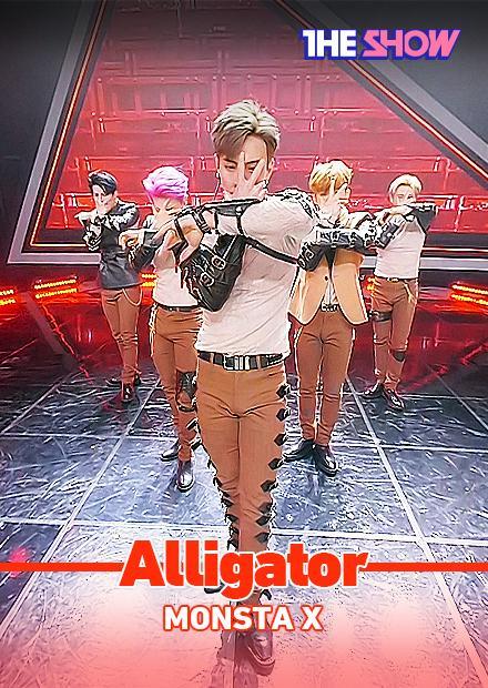 MONSTA X - Alligator